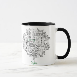 Tasse für Kaffee oder Milch