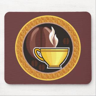 Tasse Kaffee Mauspads