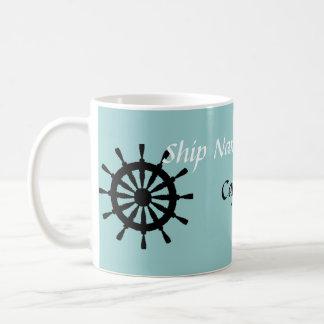 Tasse - Kapitän des Schiffs