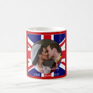 Tasse königlichen Wedding William- und Katekusses