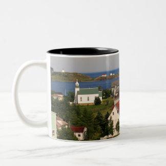 Tasse mit Bild von Dreiheit NL