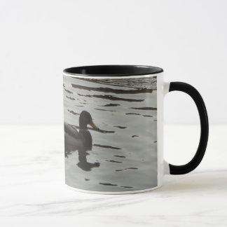 Tasse mit Enten