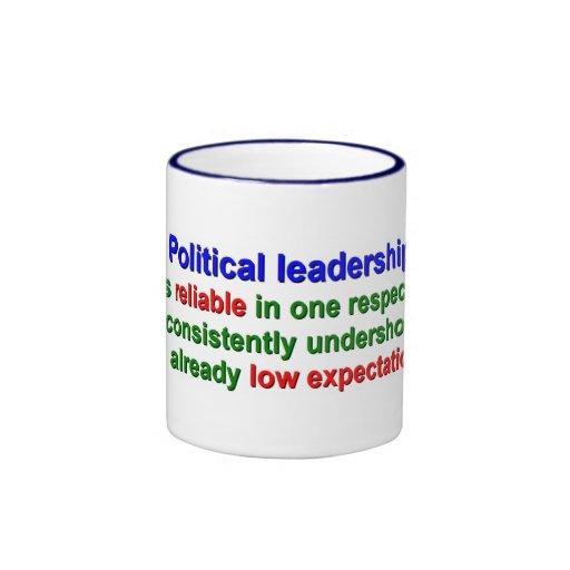 Tasse - politische Führung