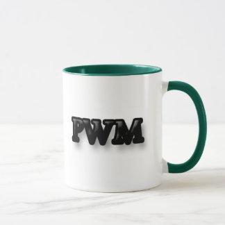 Tasse PWM betont