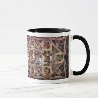 Tasse, Sistine Kapelle, Fresko Tasse