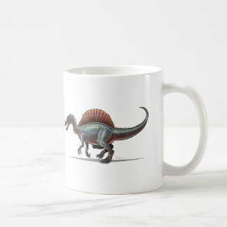 Tasse Spinosaurus Dinosaurier