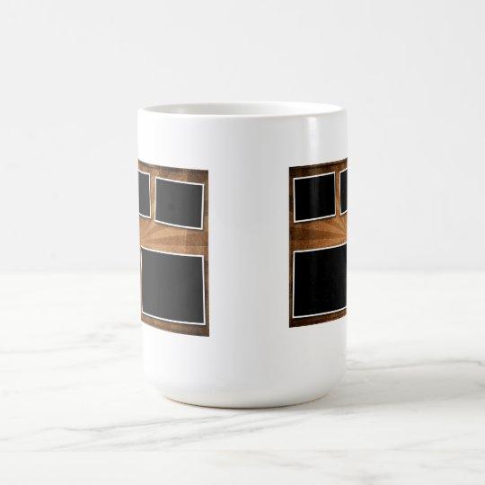 Tassencollage Kaffeetasse
