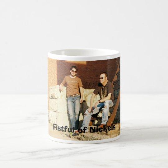 Tassenschuß Kaffeetasse