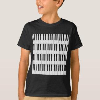 Tastatur-/Klavier-Schlüssel T-Shirt