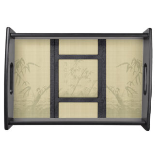 Tatami - Bamboo Tablett