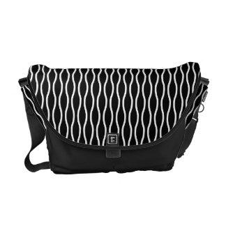Tatewaku japanische Muster-Bote-Tasche B Kuriertaschen
