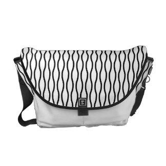 Tatewaku japanische Muster-Bote-Tasche Kuriertasche