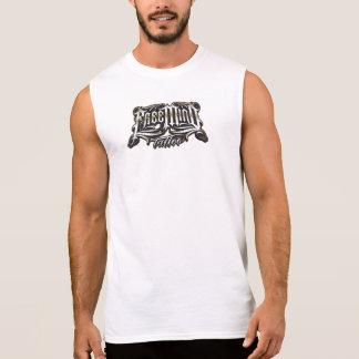 tatoo ärmelloses shirt
