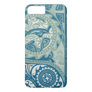 Tatou V - Bora Bora Lagune iPhone 8 Plus/7 Plus Hülle