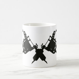 Tätowierungs-Gewehr-Kaffee-Tasse Kaffeetasse