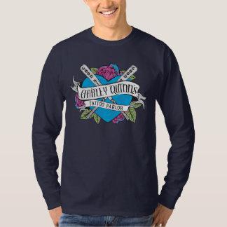 Tätowierungs-Wohnzimmer-Herz des Selbstmord-Gruppe T-Shirt