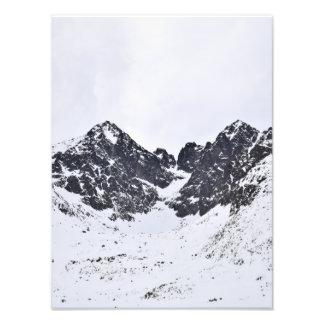 Tatras. Photodruck