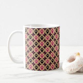 Tatze-für-Kaffee Tasse (Beere)