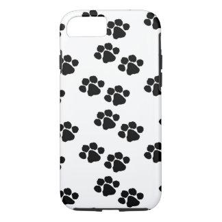 Tatzen-Drucke für Haustier-Inhaber iPhone 8/7 Hülle