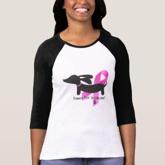 Tatzen für eine der Ursachen-| Dackel des T-Shirt