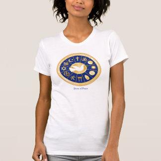 Taube des Friedens T-Shirt