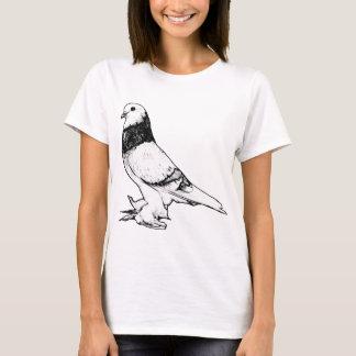 Taube westlich England-Trommel… Taube T-Shirt