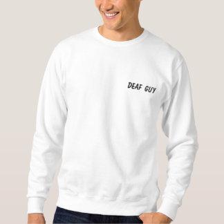 TAUBER TYP gesticktes Sweatshirt