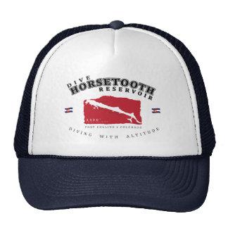 Tauchen Horsetooth Reservoir-Hut Kult Mützen
