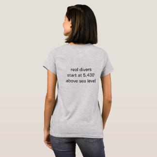Tauchen Horsetooth Reservoir T-Shirt