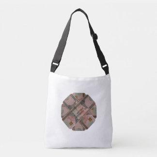 Tausend Dollar-Tasche Tragetaschen Mit Langen Trägern