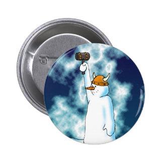 Tauwetter-Knopf Runder Button 5,7 Cm