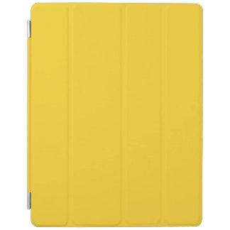 Taxi-gelber saurer zitronengelber im Norden iPad Hülle