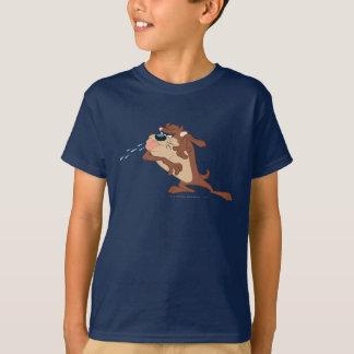 TAZ™, das heraus seine Zunge haftet T-Shirt