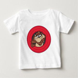 TAZ™ durch LOONEY TUNES™ Kreise Baby T-shirt