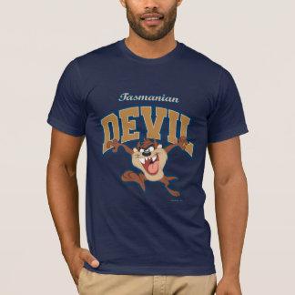 TAZ™ tasmanischer Teufel-Flecken T-Shirt