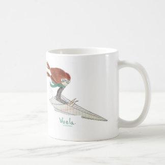 Taza de Vuela Kaffeetasse