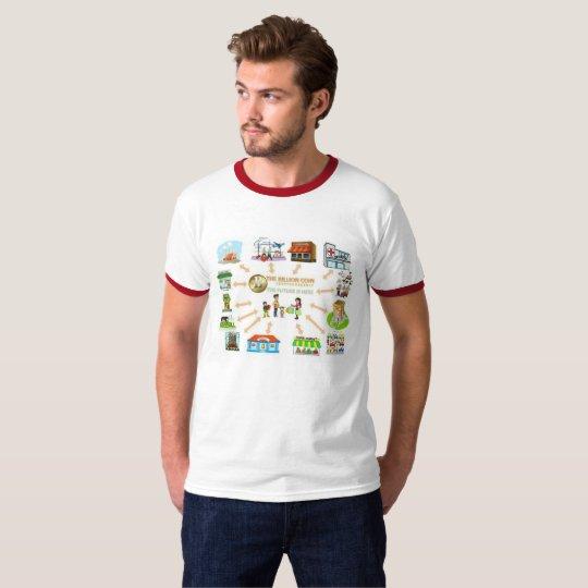 TBC Leben holt Ihnen Glück und Reichtum T-Shirt