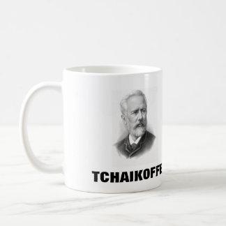 TCHAIKOFFEE TASSE