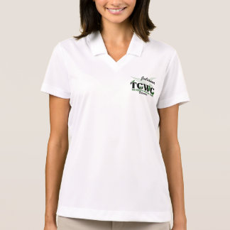TCWC Logo-Freiwilliger - individueller Name Polo Shirt