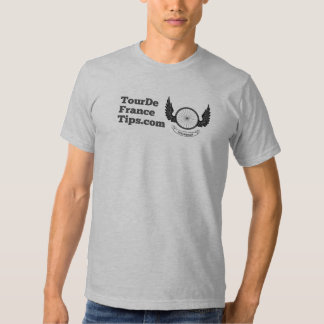 TDF spitzt Velo Nomaden T Hemden