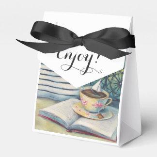 Teacup-kleiner Bevorzugungs-Kasten - Geschenkkartons