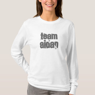 """TEAM AIDAN "" T-Shirt"