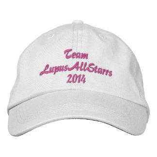 Team AllStarr Hut erlaubt Ihnen, unterstützend zu Bestickte Caps