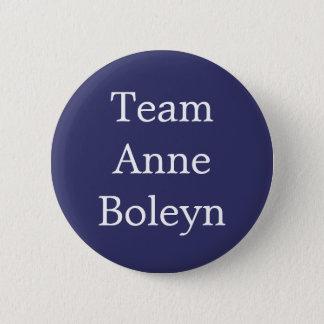 Team Anne Boleyn Runder Button 5,1 Cm