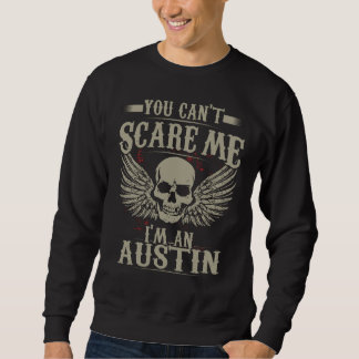 Team AUSTIN - Mitglied auf Lebenszeits-T-Shirts Sweatshirt