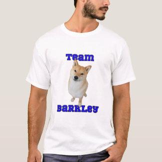 Team Barkley - der T - Shirt der Männer