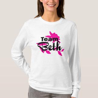 Team Beth Hoodie-T - Shirt