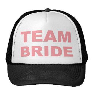 Team-Braut-Hochzeits-Henne-Party Mütze