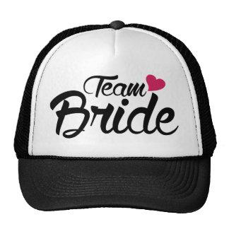 Kappen für die Braut