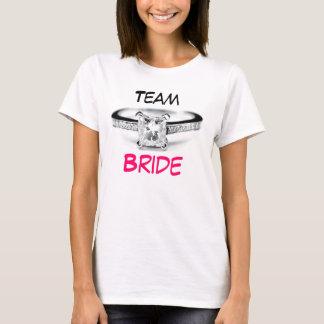 Team-Braut T-Shirt